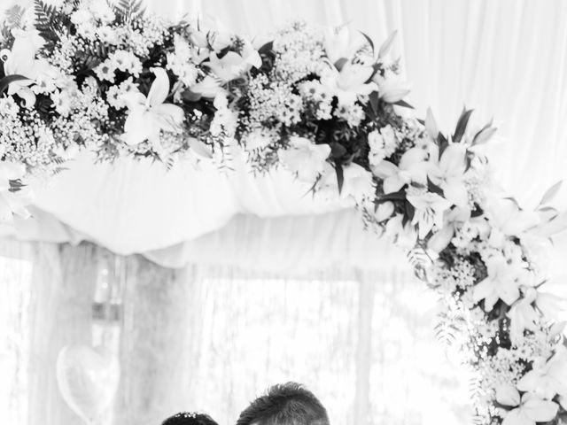 La boda de Daniel y Yunilda en Lleida, Lleida 15