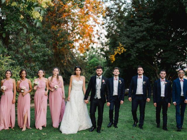La boda de Yunilda y Daniel