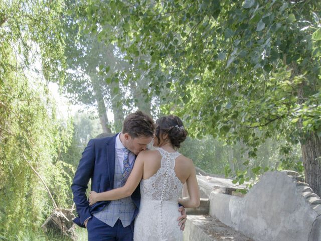 La boda de Pablo y Nuria en Molina De Aragon, Guadalajara 5