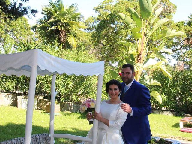 La boda de Ignacio y Miriam en Algeciras, Cádiz 2