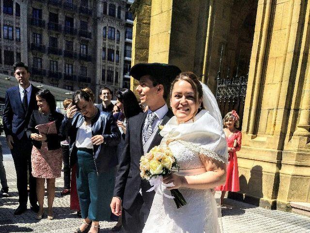 La boda de Iñaki y Saskia en Donostia-San Sebastián, Guipúzcoa 1