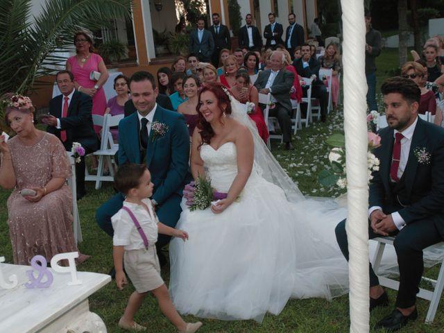 La boda de Jesus y Patricia en Dos Hermanas, Sevilla 14