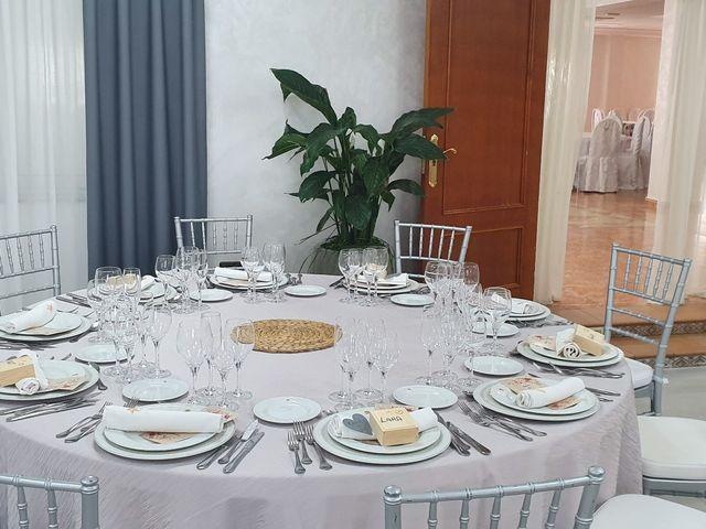 La boda de Monchi y Adela en Las Torres De Cotillas, Murcia 10