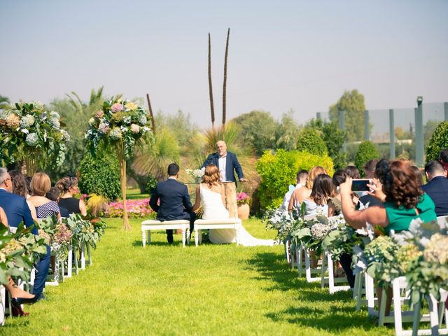 La boda de José Luis y Mª José en Murcia, Murcia 17