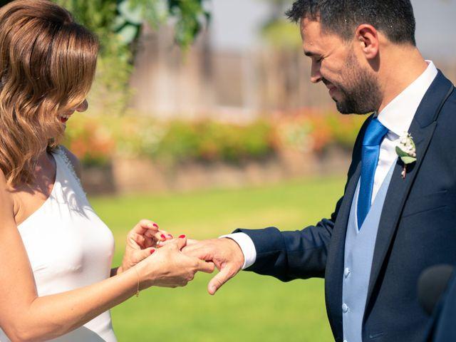 La boda de José Luis y Mª José en Murcia, Murcia 23