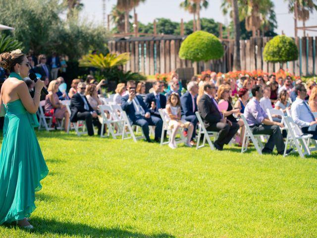 La boda de José Luis y Mª José en Murcia, Murcia 26
