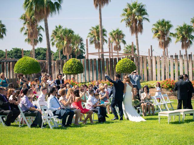 La boda de José Luis y Mª José en Murcia, Murcia 27