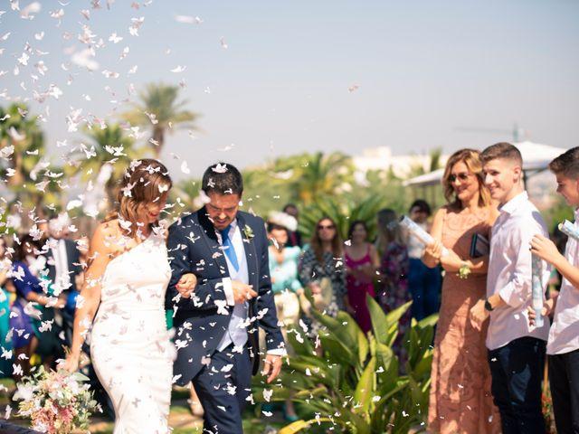 La boda de José Luis y Mª José en Murcia, Murcia 1