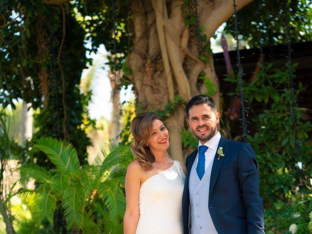 La boda de José Luis y Mª José en Murcia, Murcia 30