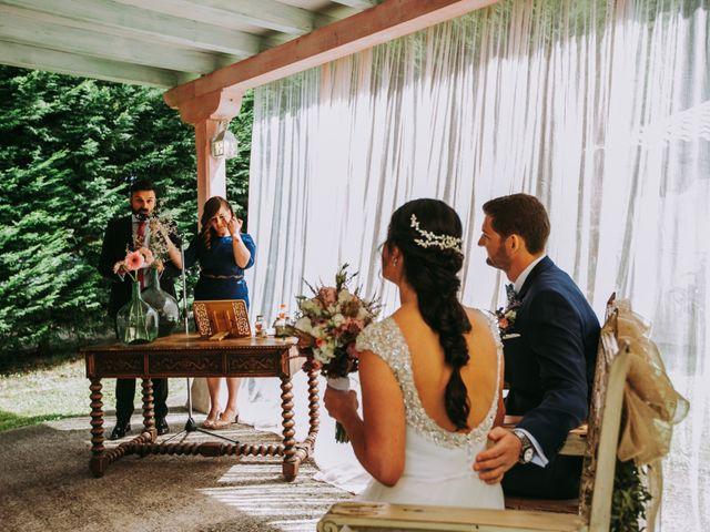 La boda de Paul y Jenifer en Mazcuerras, Cantabria 18