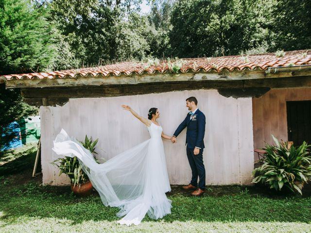 La boda de Paul y Jenifer en Mazcuerras, Cantabria 42