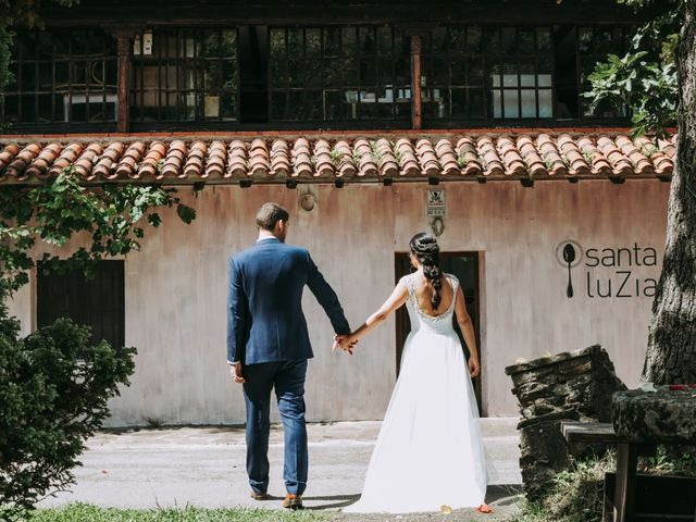 La boda de Paul y Jenifer en Mazcuerras, Cantabria 44