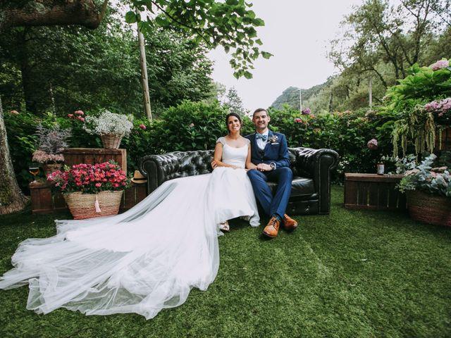 La boda de Paul y Jenifer en Mazcuerras, Cantabria 48