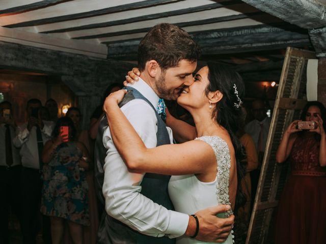 La boda de Paul y Jenifer en Mazcuerras, Cantabria 63