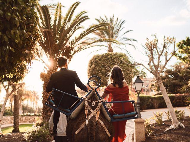 La boda de Pepe y Macarena en Costa Calma, Las Palmas 23