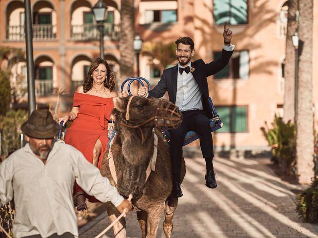 La boda de Pepe y Macarena en Costa Calma, Las Palmas 24