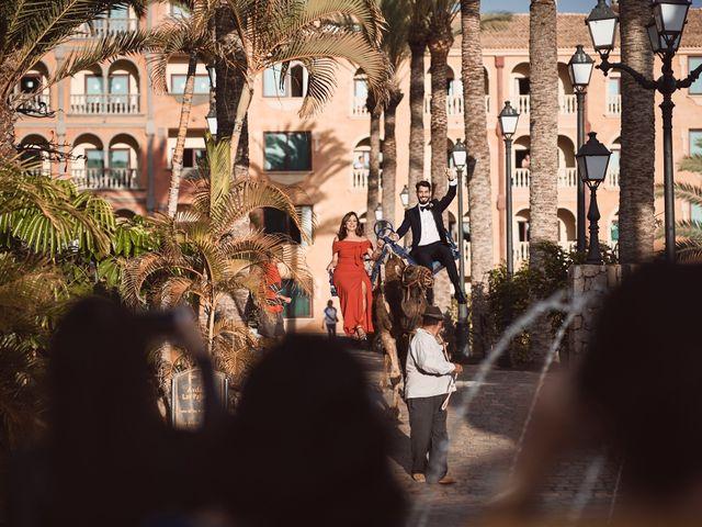 La boda de Pepe y Macarena en Costa Calma, Las Palmas 25