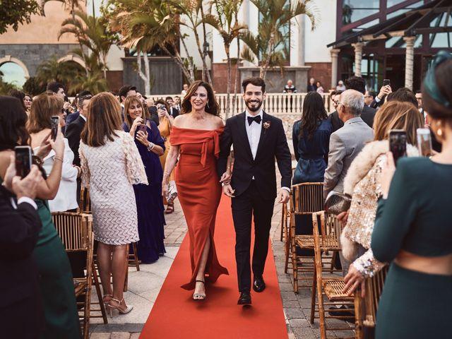 La boda de Pepe y Macarena en Costa Calma, Las Palmas 26