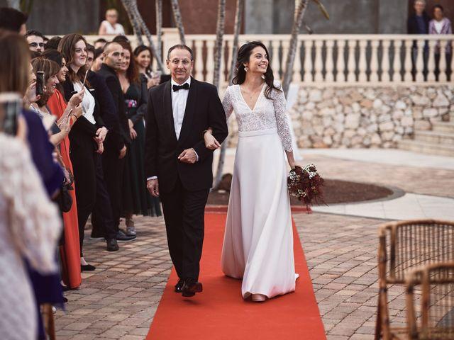 La boda de Pepe y Macarena en Costa Calma, Las Palmas 33