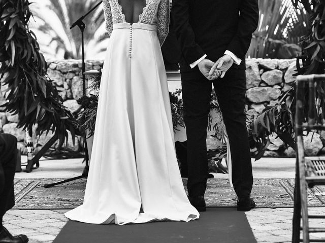 La boda de Pepe y Macarena en Costa Calma, Las Palmas 43