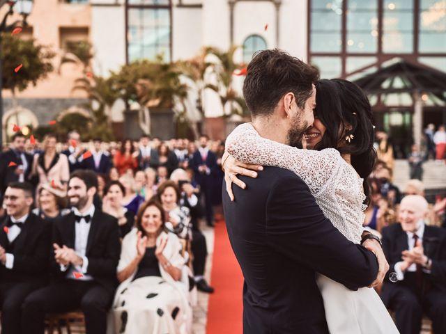 La boda de Pepe y Macarena en Costa Calma, Las Palmas 70