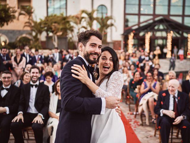La boda de Pepe y Macarena en Costa Calma, Las Palmas 73