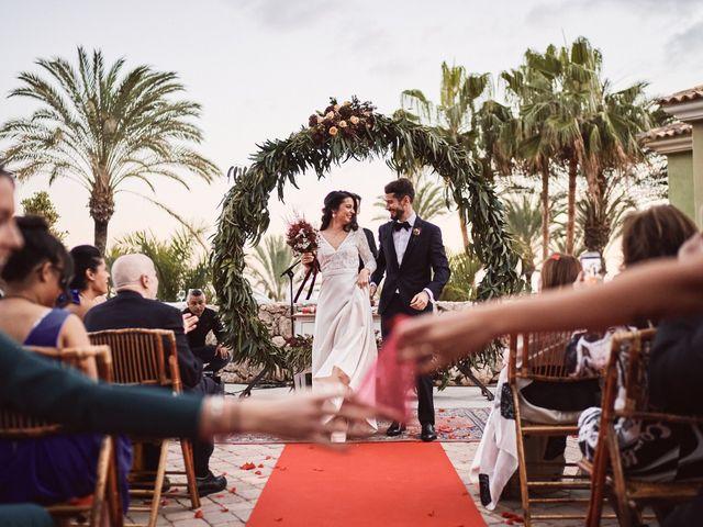 La boda de Pepe y Macarena en Costa Calma, Las Palmas 76