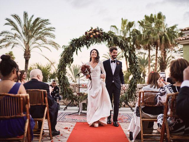 La boda de Pepe y Macarena en Costa Calma, Las Palmas 77