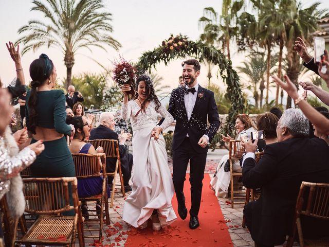 La boda de Pepe y Macarena en Costa Calma, Las Palmas 79