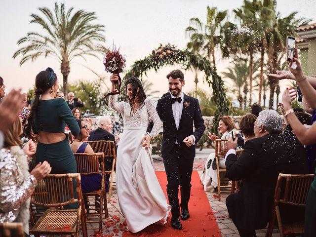 La boda de Pepe y Macarena en Costa Calma, Las Palmas 80