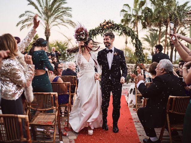 La boda de Macarena y Pepe