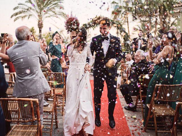La boda de Pepe y Macarena en Costa Calma, Las Palmas 81