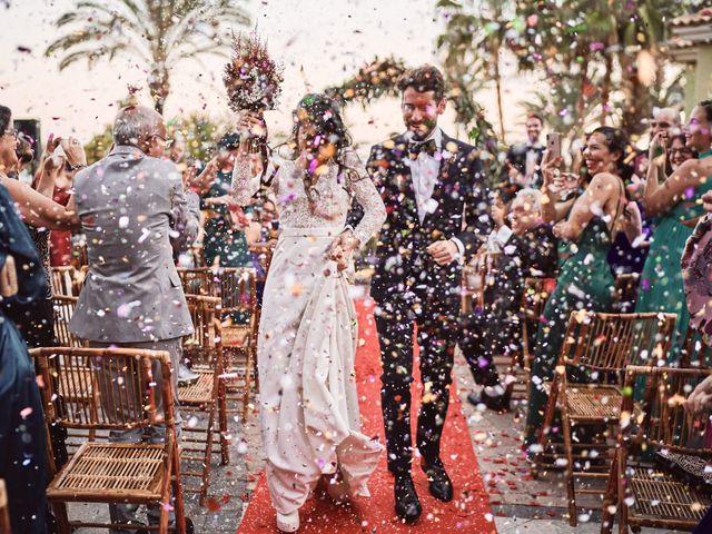 La boda de Pepe y Macarena en Costa Calma, Las Palmas 82