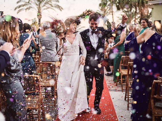 La boda de Pepe y Macarena en Costa Calma, Las Palmas 83