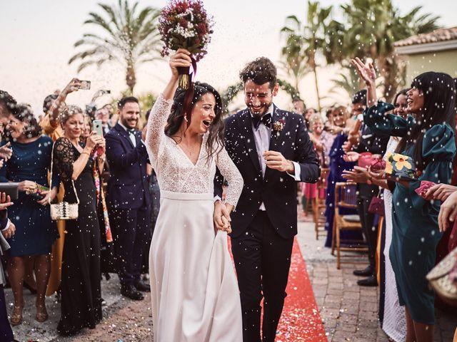 La boda de Pepe y Macarena en Costa Calma, Las Palmas 85