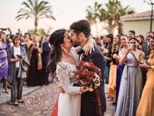 La boda de Pepe y Macarena en Costa Calma, Las Palmas 86