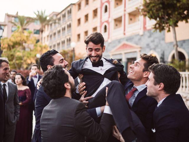 La boda de Pepe y Macarena en Costa Calma, Las Palmas 91