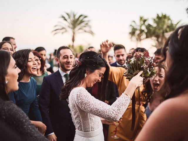 La boda de Pepe y Macarena en Costa Calma, Las Palmas 93