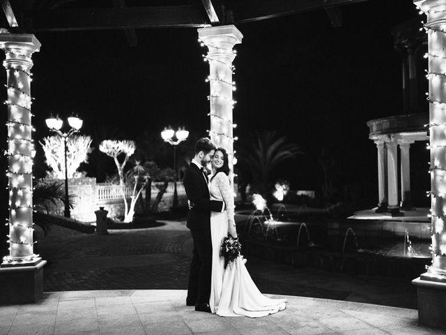 La boda de Pepe y Macarena en Costa Calma, Las Palmas 102