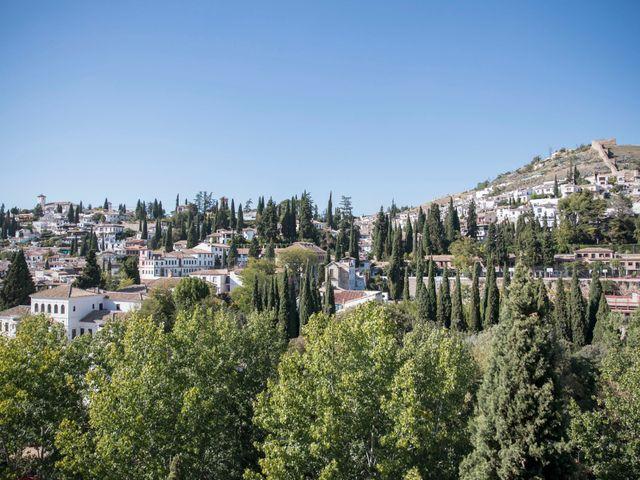 La boda de Miguel y Aurora en Granada, Granada 6