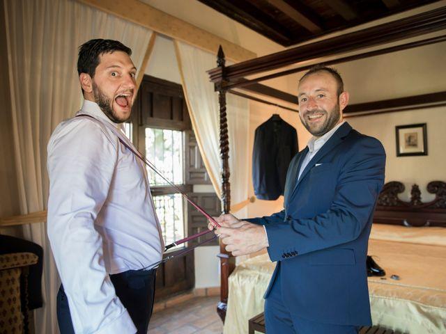 La boda de Miguel y Aurora en Granada, Granada 30
