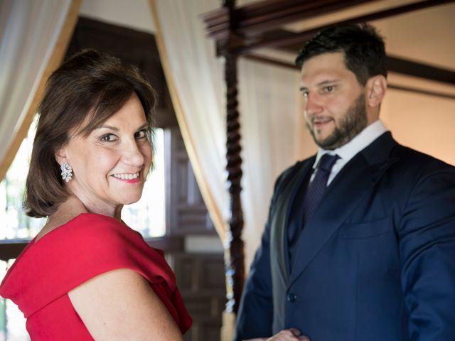 La boda de Miguel y Aurora en Granada, Granada 35
