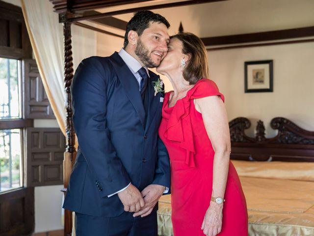 La boda de Miguel y Aurora en Granada, Granada 36