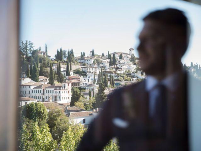 La boda de Miguel y Aurora en Granada, Granada 40
