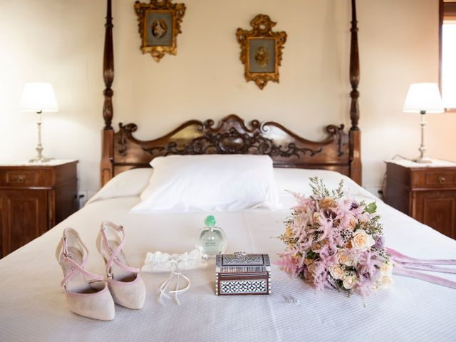 La boda de Miguel y Aurora en Granada, Granada 1
