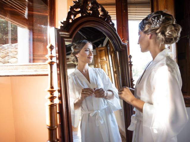 La boda de Miguel y Aurora en Granada, Granada 10