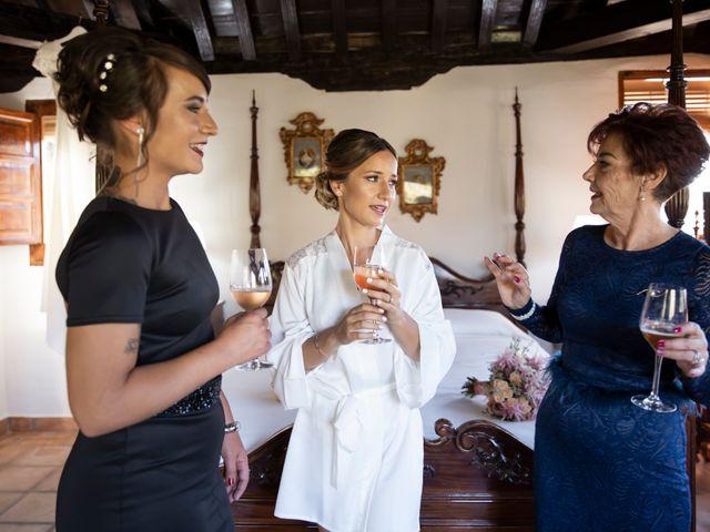 La boda de Miguel y Aurora en Granada, Granada 14