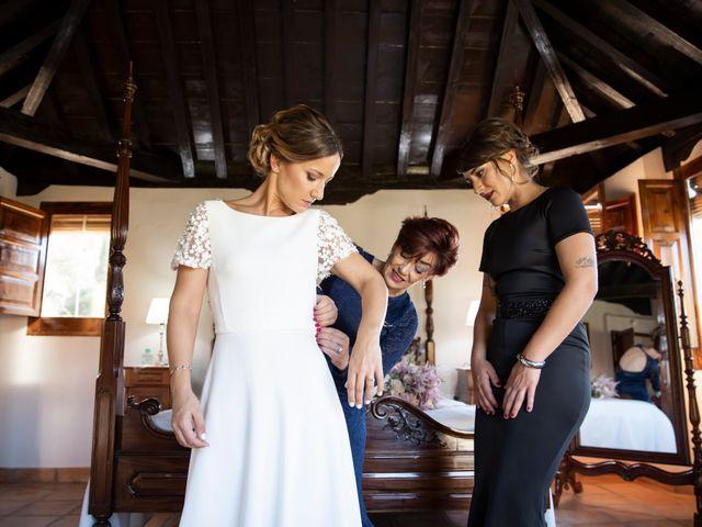 La boda de Miguel y Aurora en Granada, Granada 15