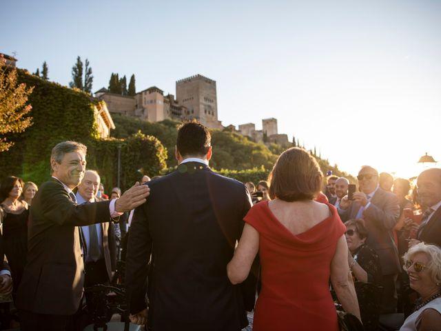 La boda de Miguel y Aurora en Granada, Granada 43