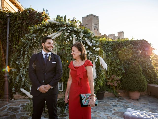 La boda de Miguel y Aurora en Granada, Granada 44
